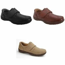 Smart Uns Mens Touch Fastening Casual Shoes