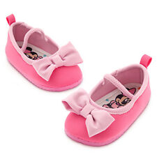 Disney Store Minnie Mouse Swim Shoes Sz 0-6months Pink Baby Girl NEW