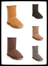 Made In Australia EMU PLATINUM STINGER LO Water Resisant UGG Boots