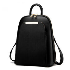 New Fashion Women Backpacks Leather Girl Leisure Schoolbag Handbag Backpack Bag