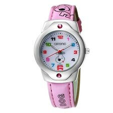 GIRLS DOG WATCH - SKONE BRAND, 4 COLORS AVAILABLE (NEW, EACH SOLD SEPARATELY)