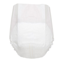 """Attends Value Tier Breathable Brief Large 44""""-58"""" 72/Case Discreet Packed BRBC30"""