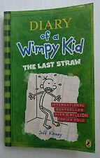 Diary Of A Wimpy Kid The Last Straw by Jeff Kinney (Paperback, 2009) Book 3