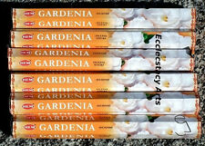 Hem Gardenia Incense 20, 60, 80, 100, 120 Sticks You Pick Amount {:-)