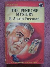 PENROSE MYSTERY (1954) vintage detective novel EARLY PAN BOOK, DR THORNDYKE