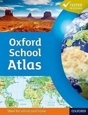 Children's Oxford School Atlas Key Stage 3 New Hardback Edition RRP £12.99