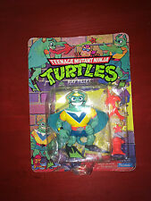 Teenage Mutant Ninja Turtles Ray Fillet Action Figure 1990 Playmates NIP!!