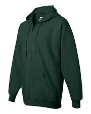 Hanes - Ultimate Cotton Full-Zip Hooded Sweatshirt - F280