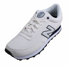 New Balance ML501SWO Mens White/Black Classic Sneakers