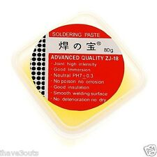 FLUX Soldering Paste Tub Solder Hobby Project Building Construct Tool Accessory