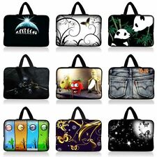 """10"""" Laptop Sleeve Case Bag Pouch Cover +Handle Fr Google Android Nexus 10 Tablet"""
