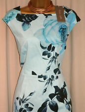 PHASE EIGHT DRESS SIZE 14 ( CHANTAY ROSE ) NEW WITH TAGS