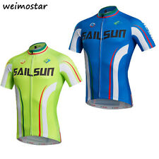 New Cycling Bicycle Bike Short Jersey Short Sleeves cycling tops cycling jersey