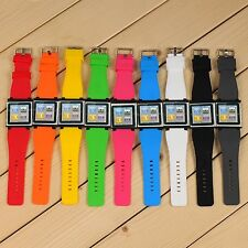 Silicone Watch Band Wrist Strap Cover Case For Apple iPod Nano 6 6th Generation