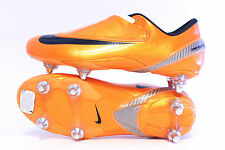 Nike Mercurial Vapor IV new SG ALL SIZES Orange Peel CR7 Ronaldo 317729 841 rare