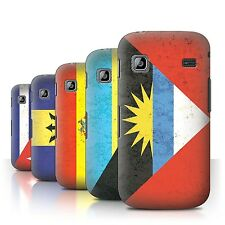 STUFF4 Back Case/Cover/Skin for Samsung Galaxy Gio/S5660/Americas Flag