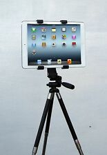 iPad / Tablets Tripod Mount + Deluxe Tripod (up to 1m) Aussie Stock Ship Fast!!
