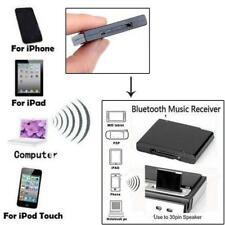 Bluetooth Music Receiver for iPod and iPhone Speaker Docks in Black, White
