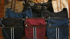BNWT TOMMY HILFIGER WOMEN MCKENZIE HARPER MEDI HOBO BAG MEN CROSSOVER MESSENGER