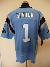 Cam Newton #1 Carolina Panthers NWT Stitched NFL Men's Size 48 (XL) Jersey