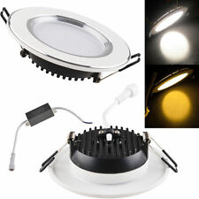 3W 5W 7W 9W 12W 15W Cree/Epistar LED Panel Bulb Lamp Recessed Ceiling Down Light