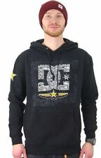 DC Shoes ROCKSTAR SHIFTER Mens Pullover Hoodie Sweatshirt Large Black NEW