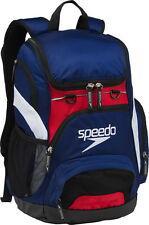 Speedo Backpack Teamster 35L Team Pro Red, White & Blue