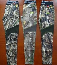 Under Armour Men's ColdGear Armour Infrared Scent Control Hunting Leggings NWT