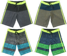 Stretch Mens Leisure Shorts Quick Dry Surf Swim Trunks Bermudas Shorts Swimwear
