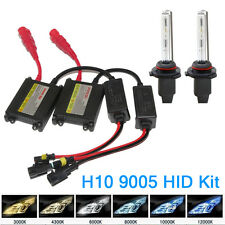 55WXenon HID Replacement Kit Low and Hi Beam H1/H3/H4/H7/H8/H/9H11/H10/9005/9006