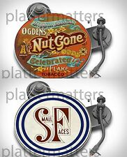 Vinyl Collector's SMALL FACES 7 or 12 inch TURNTABLE platter MAT Ogdens Nut Gone