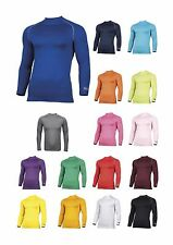 RH001 Rhino base layer long sleeve adults, sports wear, men/gents, 17 colours