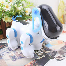 Robot Robotic Electronic Walking Pet Dog Puppy Kids Toy With Music Light ToyGift