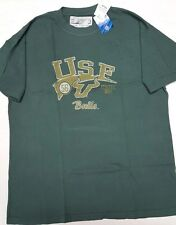 USF BULLS VINTAGE LOOK MENS SHIRT NEW WITH TAGS PICK SIZE  MED LARGE XL 2XL