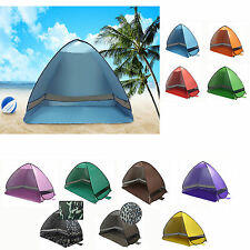 Hot Portable Shelter Tent Camping Beach Family Fishing Outdoor Automatic Tent