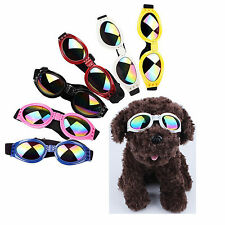 Adjustable Strap Pet Dog Cat Puppy Multi-Color Goggle UV Protection Sunglasses