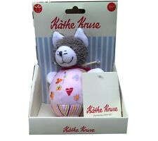 Kathe Kruse In The Garden Musical Plush Toy, Roly Poly, cat dog baby girl
