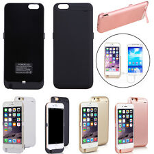8200mAh External Power Bank Charger Pack Backup Battery Case For iPhone 6s Plus