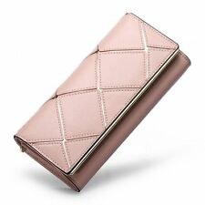 Elegant Leather Evening Purses Women Small Weekend Clutch Bags Leisure Wallets