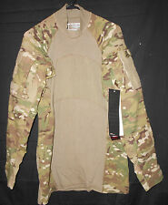 New GI Genuine Issue Massif Multicam Army Combat Shirt - Flame Resistant