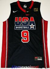 Swingman Jersey MICHAEL JORDAN 1992 USA Basketball Dream Team Olympic Navy Men
