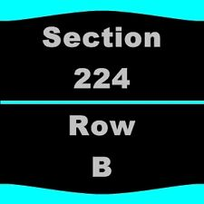 2 TIX Anaheim Ducks vs NY Rangers 3/26 Honda Center Sect-224