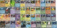 Pokemon 100 Card Lot! Commons and Uncommons! Chance for Rares, Holos, EX, MEGA!