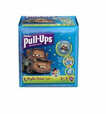 Huggies Pull Ups Night Time Training Pants For Boys Choose Your Size - FREE SHIP
