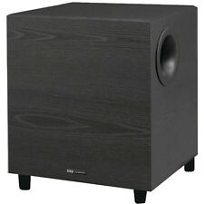 "8"", 100-Watt Powered Subwoofer"