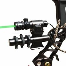 Archery Green / Red Laser Bow Sight 20mm Damper Mount Mathews Hoyt Browning PSE