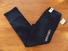 NWT Womens CALVIN KLEIN JEANS Ultimate Skinny Powerstretch Blue Size 14