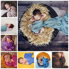 Cheesecloth Cocoon Newborn Baby Wrap Maternity Swaddle Photo Photography Prop