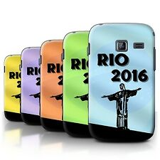STUFF4 Back Case/Cover/Skin for Samsung Galaxy Y Duos/S6102/Rio Olympic
