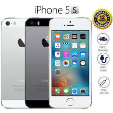 Refurbished Apple iPhone 5s 16 32 64GB Factory Unlocked Smartphone Grade A+ Gift